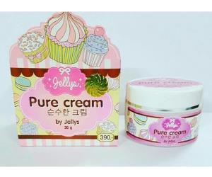 كريم بيور التايلندي لتبييض وتفتيح الجسم من جيليس 30 جرام pure cream