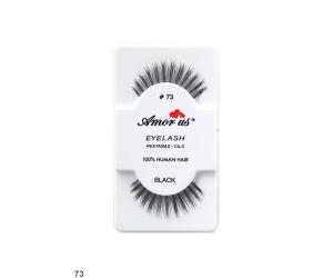 رموش طبيعيه Natural Hair Eyelashes 73