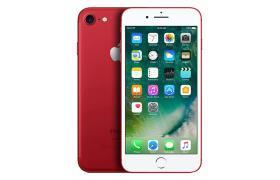 ايفون 7 احمر  128 جيجا  فيس تايم