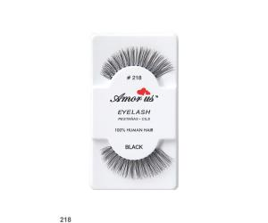 رموش طبيعيه Natural Hair Eyelashes 218