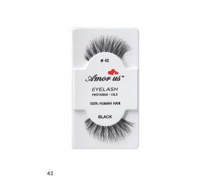 Eyelashes 43 رموش طبيعيه