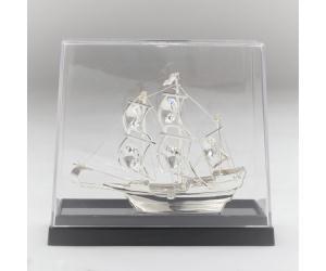 تحفة قارب فضي  u3451c2sl