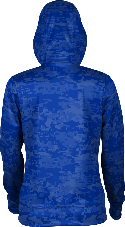 ProSphere Albany State University Girls Zipper Hoodie School Spirit Sweatshirt Gameday