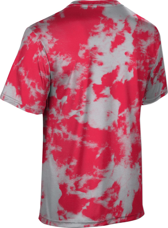 Grunge ProSphere California Polytechnic State University Mens Performance T-Shirt