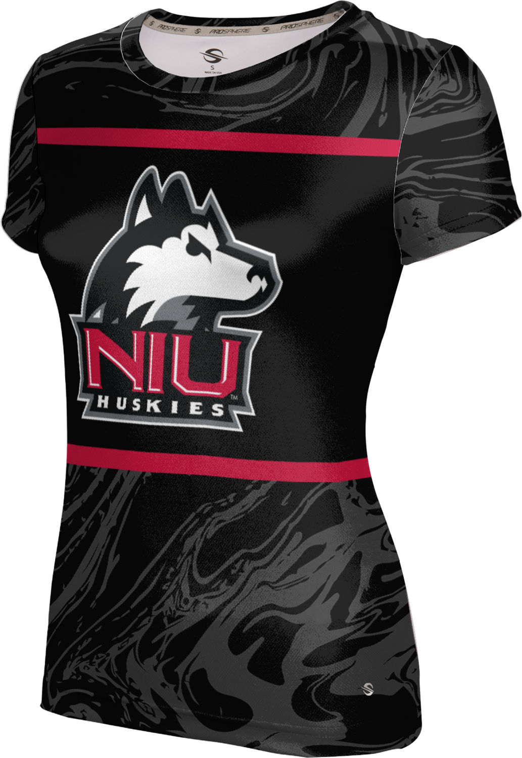 Tee Women's University Ripple Prosphere niu Illinois Tech Northern zZFnwaq1Y