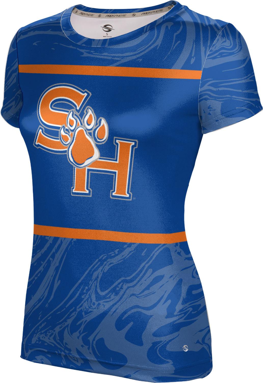 Details about ProSphere Girls' Sam Houston State University Ripple Tech Tee  (SHSU)