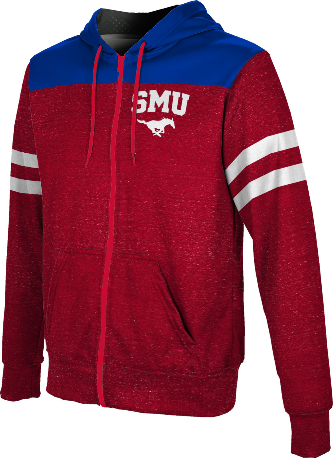 ProSphere Gameday Herren Southern Methodist University Gameday ProSphere Fullzip Hoodie (SMU) 24ecae