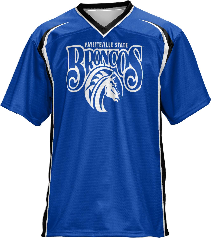 ProSphere Men's Fayetteville State University Wild Horse Football Fan Jersey