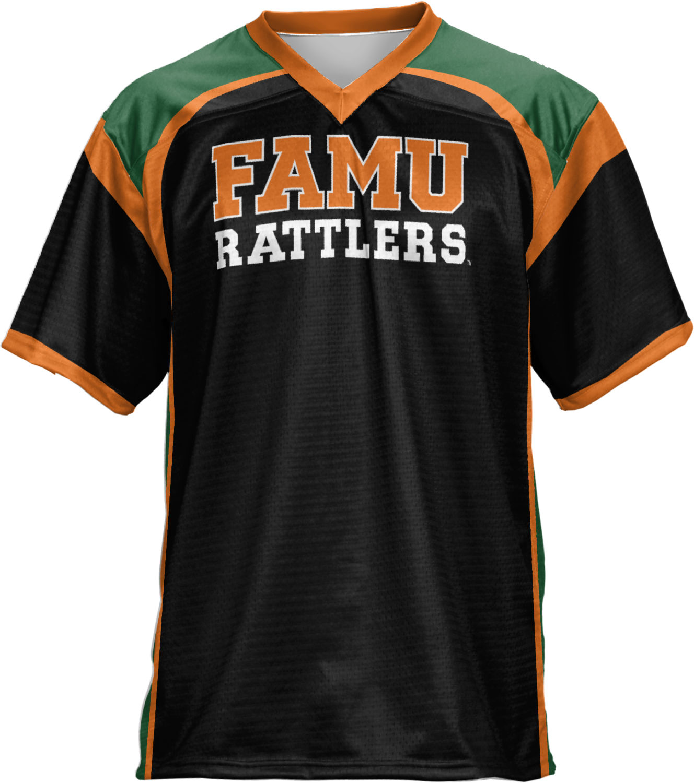 ProSphere Men's Florida A&M University Red Zone Football Fan Jersey (FAMU)
