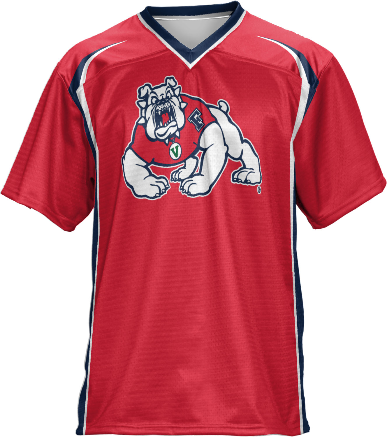 ProSphere Men's Fresno State University Wild Horse Football Fan Jersey (FS)