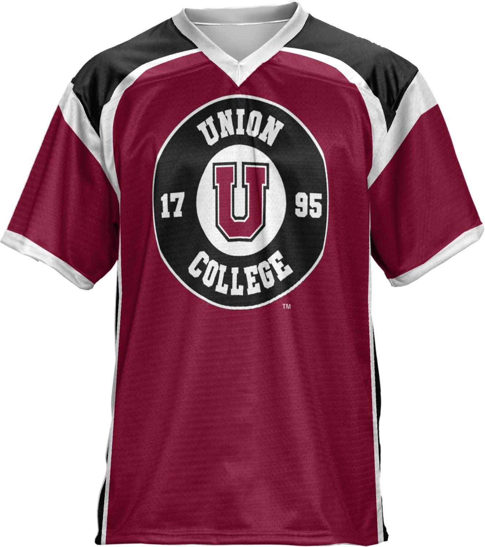 ProSphere Men's Union College Red Zone Football Fan Jersey (Union)