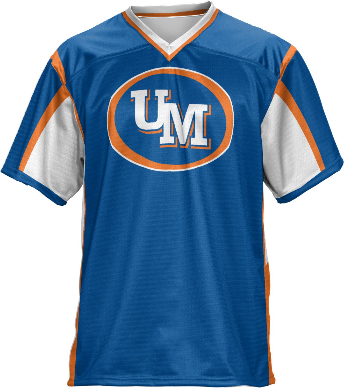 ProSphere Men's University of Mary Scramble Football Fan Jersey (U-Mary)