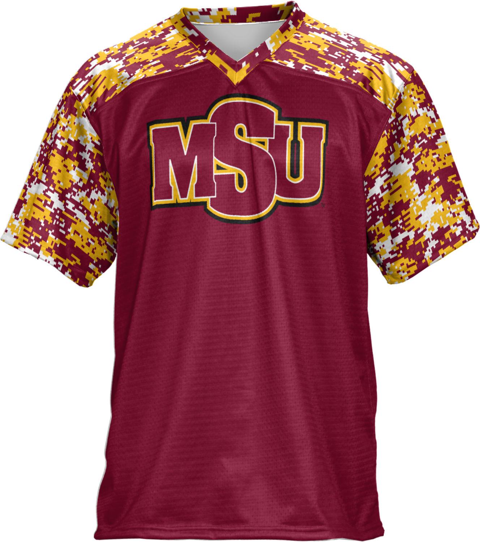 6cc4523a42f17 ProSphere Men s Midwestern State University Digital Football Fan Jersey  (MSU)