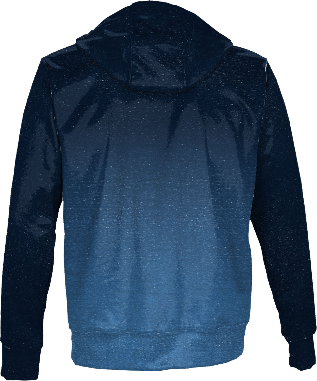 ProSphere The Citadel College Mens Pullover Hoodie School Spirit Sweatshirt Ombre