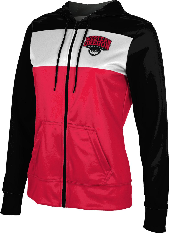 ProSphere Western Oregon University Boys Pullover Hoodie Grunge