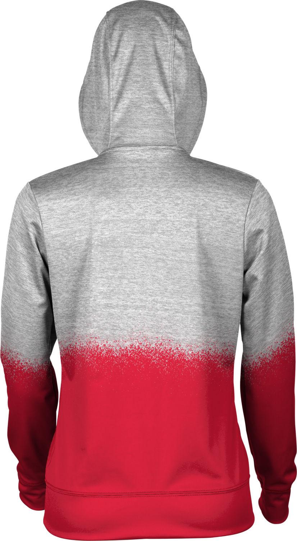 Youngstown State University Girls Zipper Hoodie Game Time School Spirit Sweatshirt