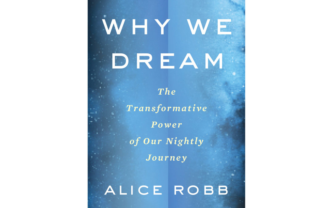 """Why We Dream: The Transformative Power of Our Nightly Journey"" by Alice Robb"