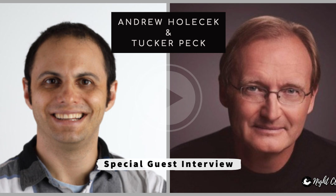 Sleep Disorders, Insomnia, CBTi, Sleep Hygiene, Sleep Supplements, the Problem with Artificial Light and More. | Guest Interview with Dr. Tucker Peck, Ph.D