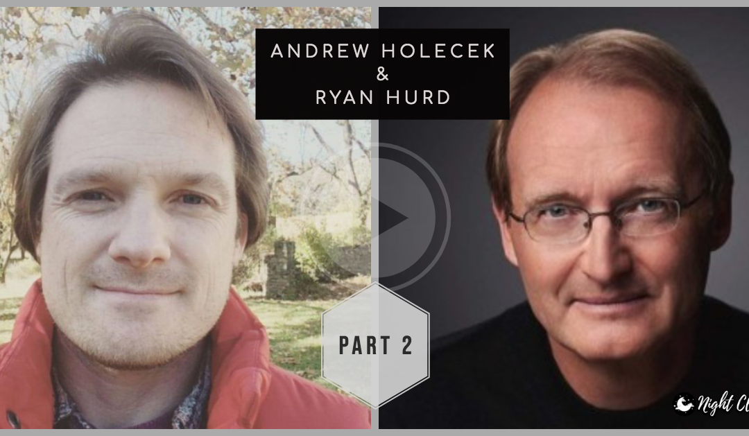Guest Interview with Ryan Hurd – Part 2 | Sleep Paralysis, Alien Abduction, The Future of Lucid Dreaming, Ryan's Gadget Review, and More!