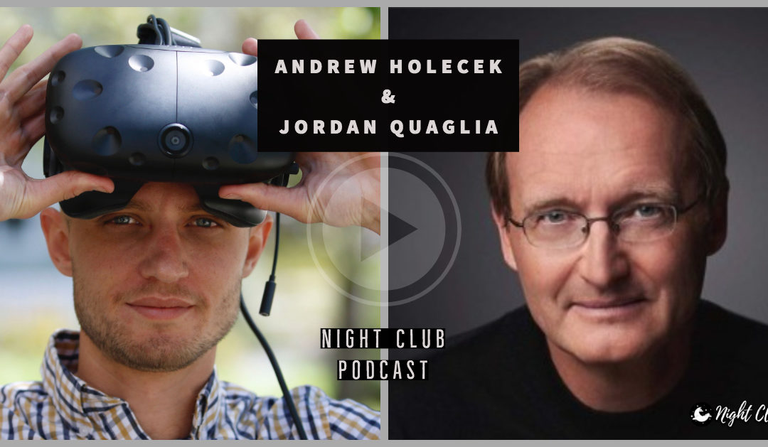 "The Exciting Future of VR, ""Virtual Lucidity"", why Deepak Chopra said VR will ""Change the World"" and Much More! 