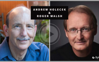 Interview with author and professor Roger Walsh, MD, PhD | Night Club Podcast