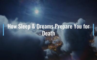 Webinar 14: Public Webinar – How sleep and dream prepare for death