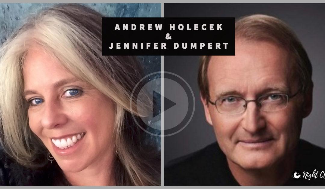Interview with Jennifer Dumpert | Night Club Podcast