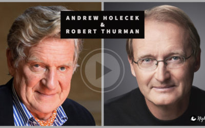 Interview with Robert Thurman | Night Club Podcast