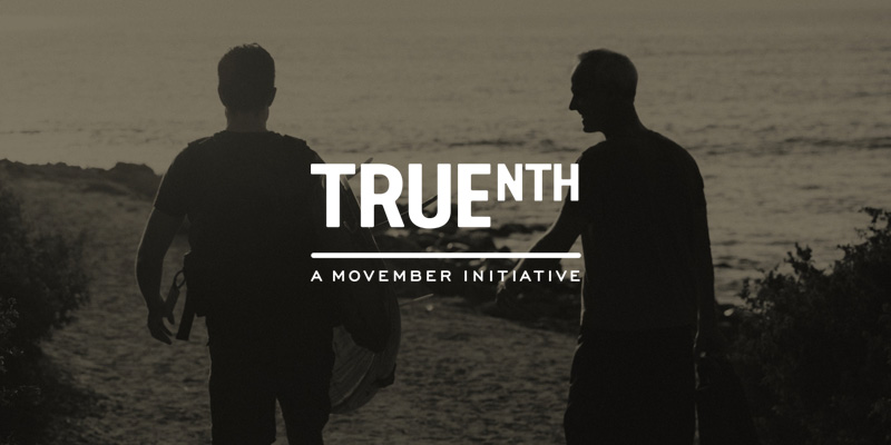 Movember TrueNTH Initiative logo