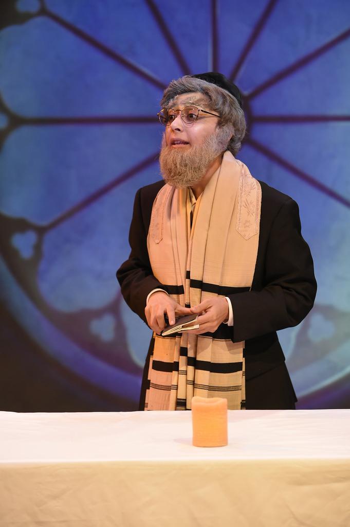 Mehrnaz as rabbi 3