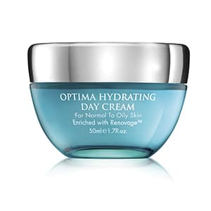 Optima Hydrating Day Cream Normal to Oily Skin 1.7 oz
