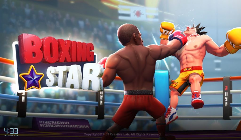 Boxing Start Mod Apk Free Download with Infinite Gold, Money, & Coins