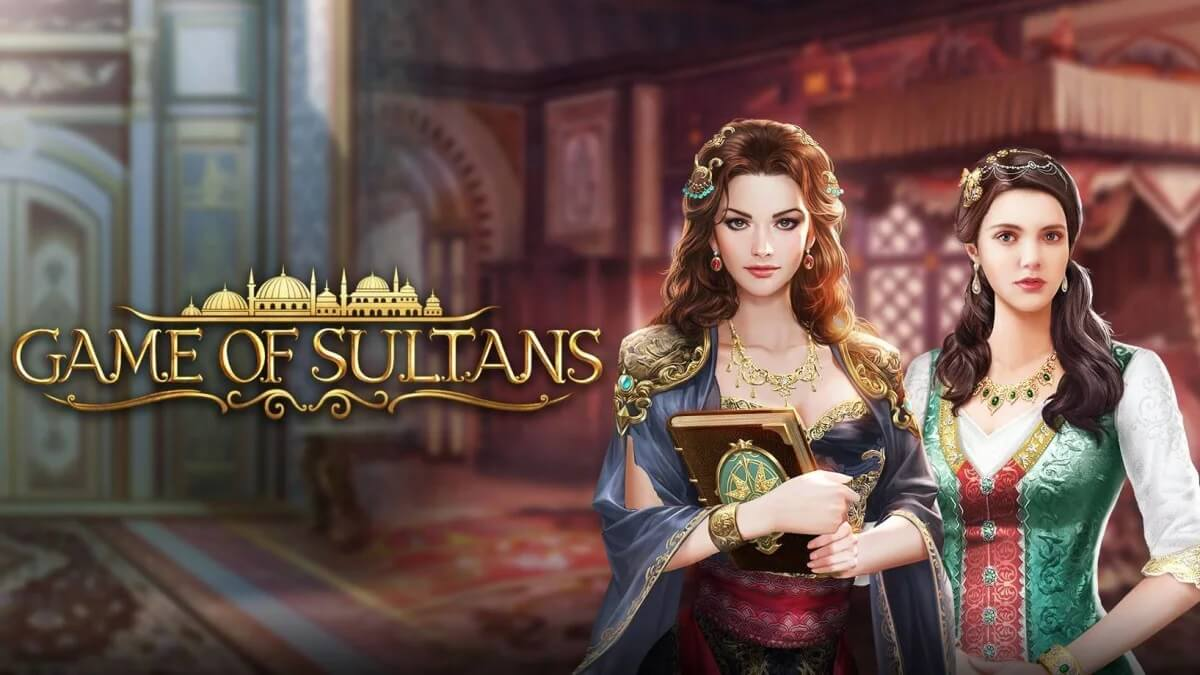 Game of Sultans Mod Apk Download Unlimited Money, Diamonds, Coins