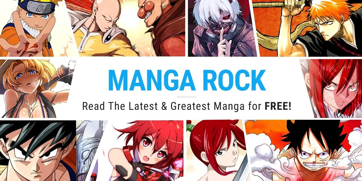 Manga Rock Premium Free Download with Offline Reading, Huge Library