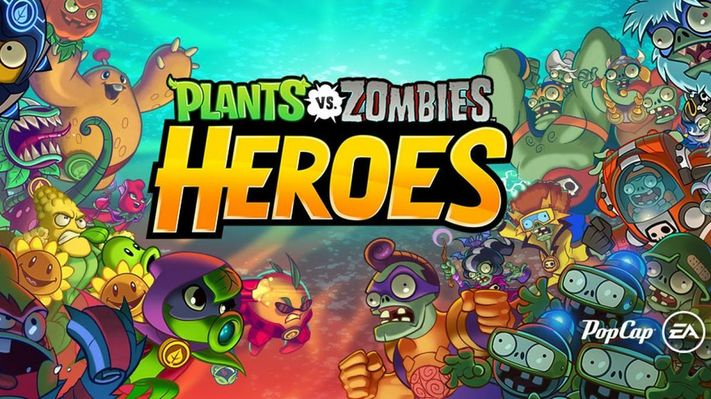 Plant Vs Zombies Heroes Mod Apk Download Infinite Gems, Coins, Cash
