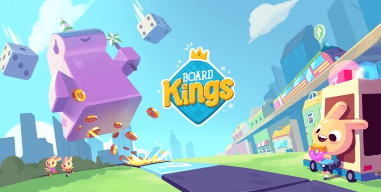 Board Kings Mod Apk Hack Download Unlimited Gems, Rolls, and Coins