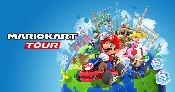 Mario Kart Tour Mod Apk Download Unlimited Money, Rubies, and Coins