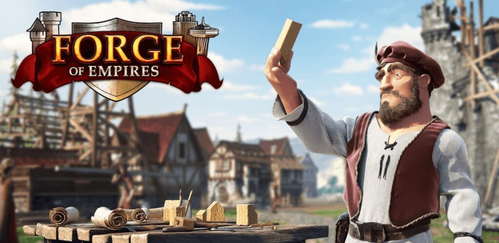 Forge of Empire Mod Apk Hack Download Unlimited Coins & Diamonds