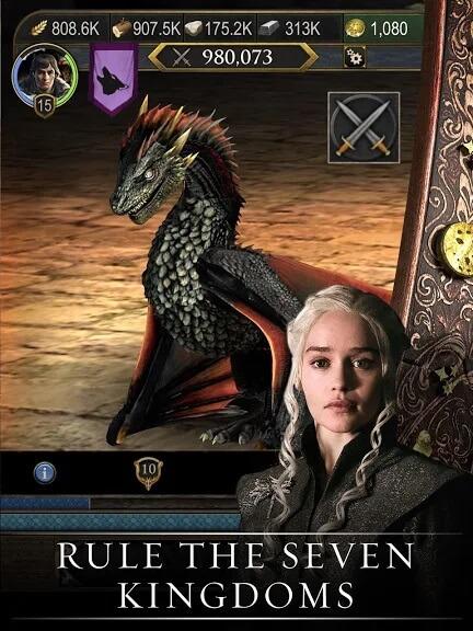 Rule the Seven Kingdoms