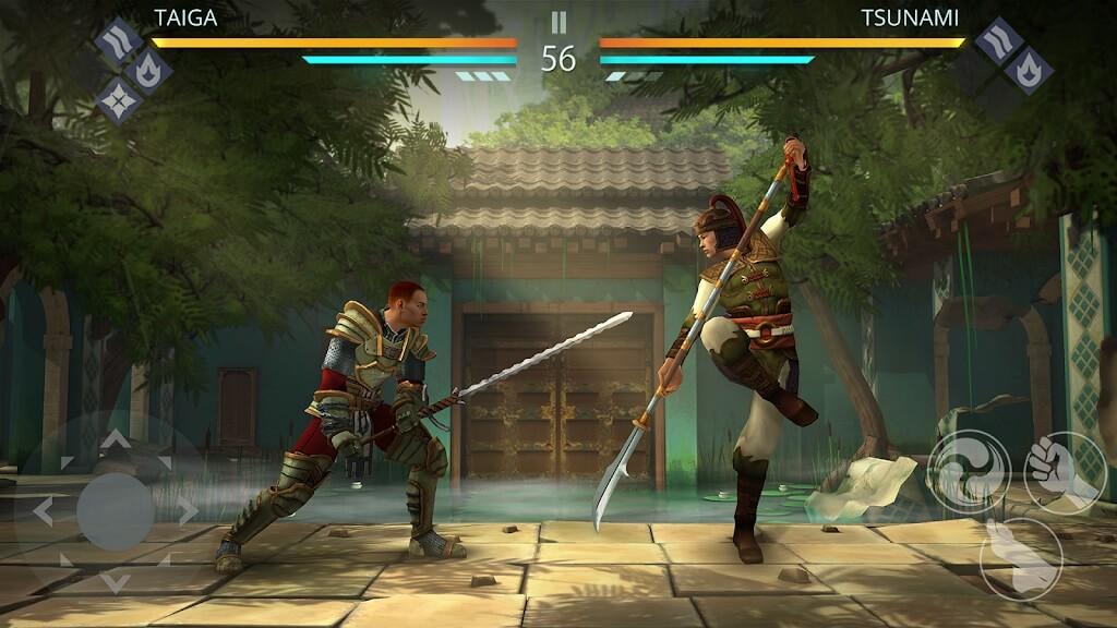 Fighting Styles