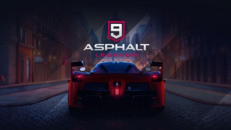 Asphalt 9 Mod Apk Download, Endless Tokens, Coins, Cheats, Arcade Fun