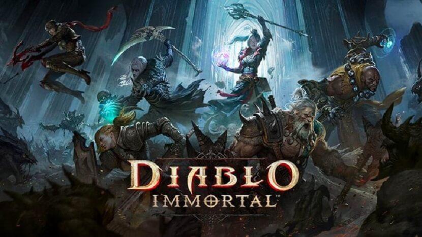 Diablo Immortal Apk Free Download, Intuitive Control, 6 Heroic Classes