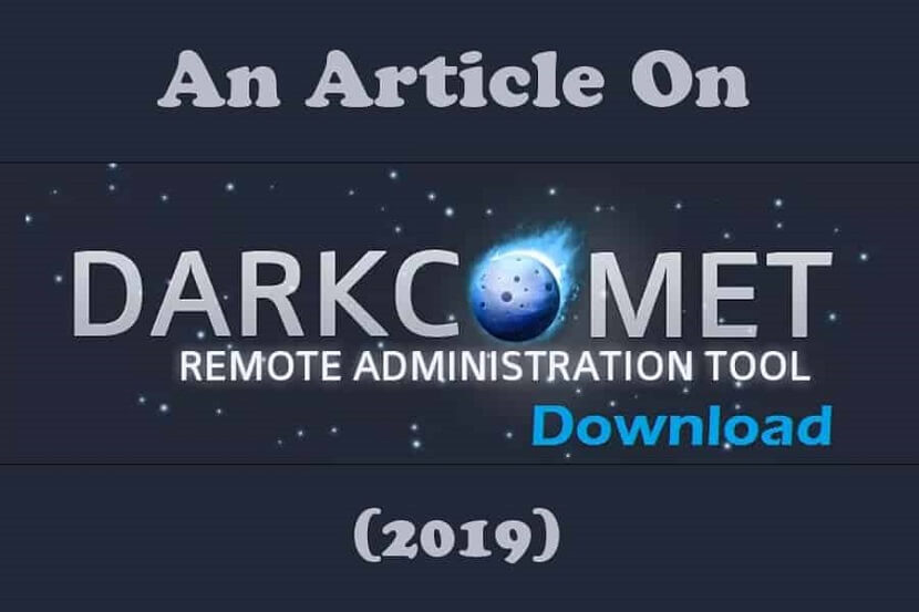 Darkcomet Download Free with Webcam, Remote Desktop, Key Logger Access