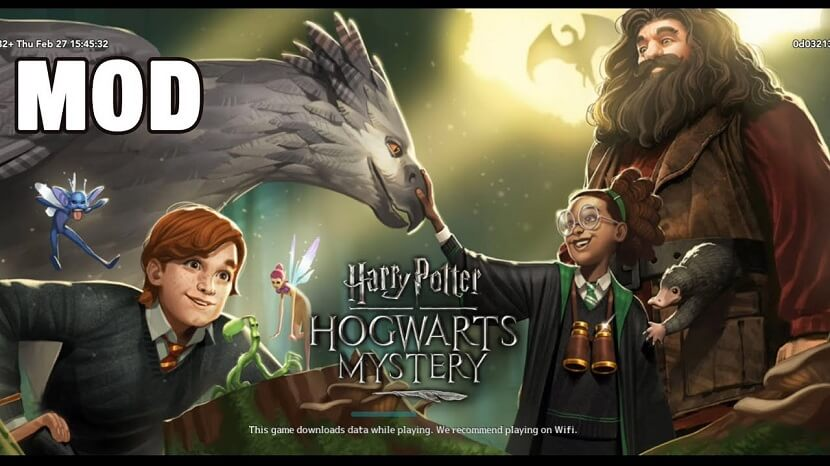 Harry Potter Hogwarts Mystery Mod Apk Free Download with Unlimited Gems and Cash