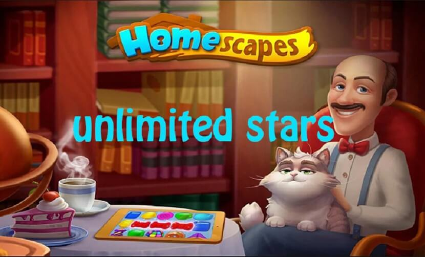 Homescape mod Apk Free Download with Unlimited Stars, Coins and Money