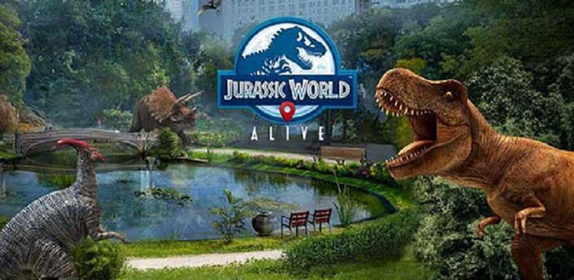 Jurassic World Alive Mod Apk Free Download Unlimited Resources, No Ads