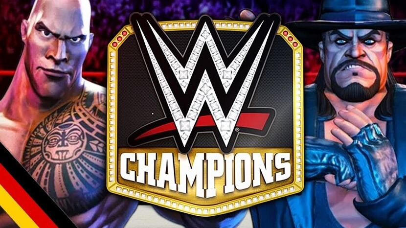 WWE Champions Mod Apk Free Download Infinite Coins, Cash, Gold, Free Shopping