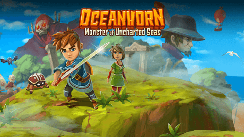 Oceanhorn Apk Free Download with Limitless Techniques, Spells, and Sword Fight