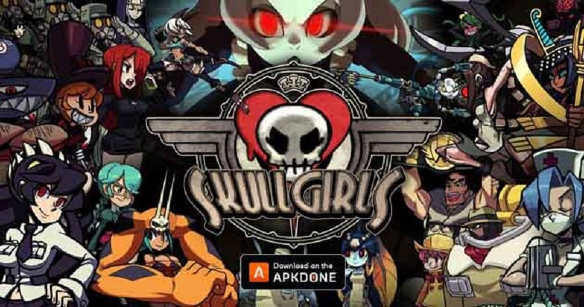 Skullgirls Mod Apk Free Download with Unlimited Money, Coins, and No Root