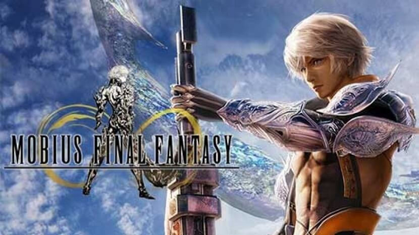 Mobius Final Fantasy Mod Apk Free Download with Instant Break Enemy, PvP Battles